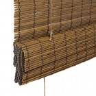 Preestreno: estor-plegable-bambu-producto-listo-opciones-marron-imagen7