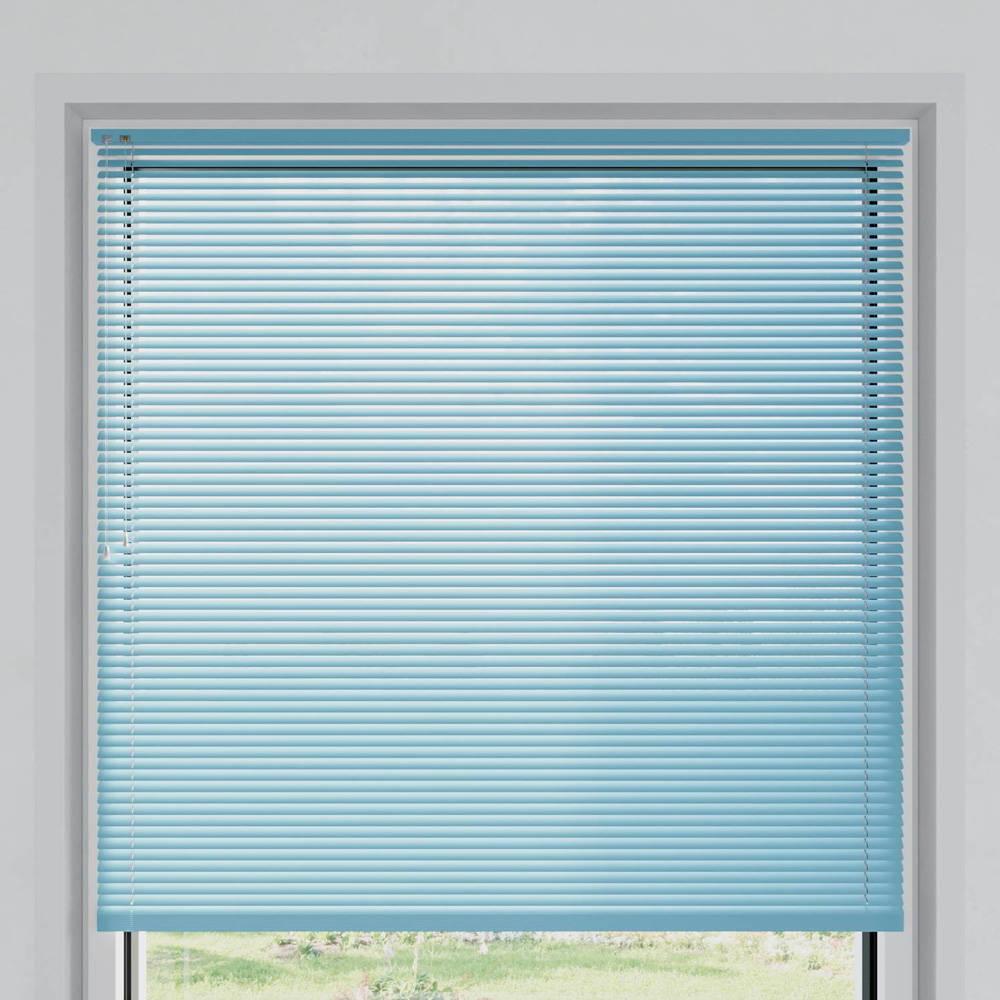 Veneciana de Aluminio 25mm, A Medida, Azul