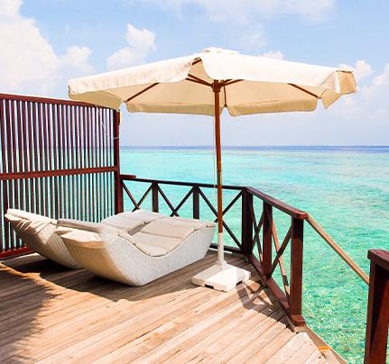 terrace parasol