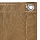 Preestreno: malla-ocultacion-balcones-basic-impermeable-marron-imagen35a7d97ffcf079