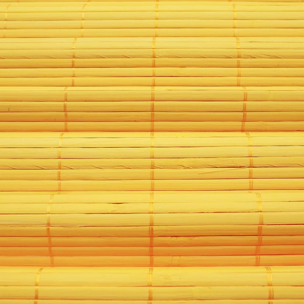 Estor enrollable de bamb producto terminado estores - Estores de bambu para exterior ...