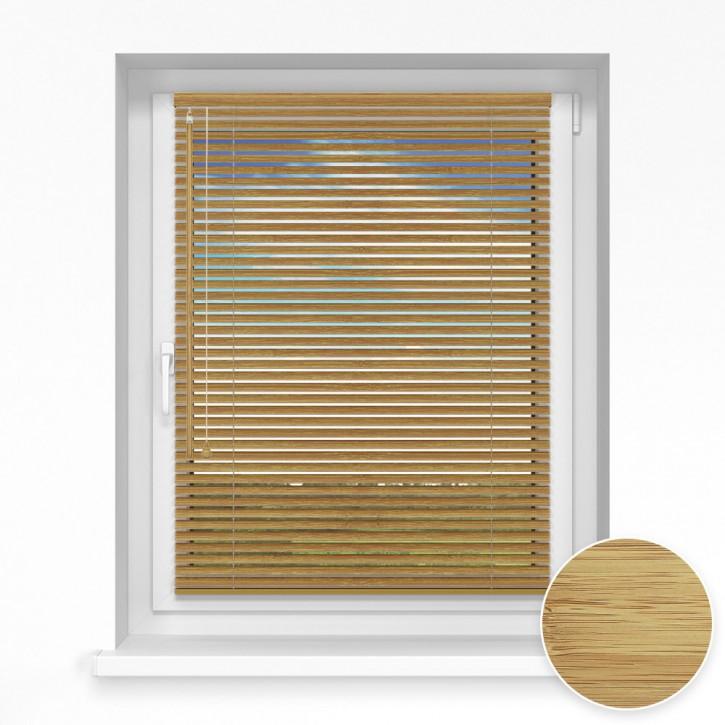 Veneciana de Bambú 25mm, A Medida, PREMIUM