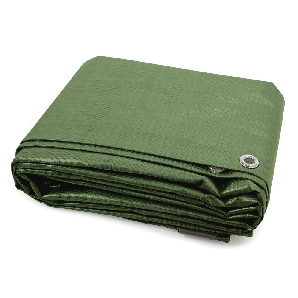 Lona de Protección Universal, Verde