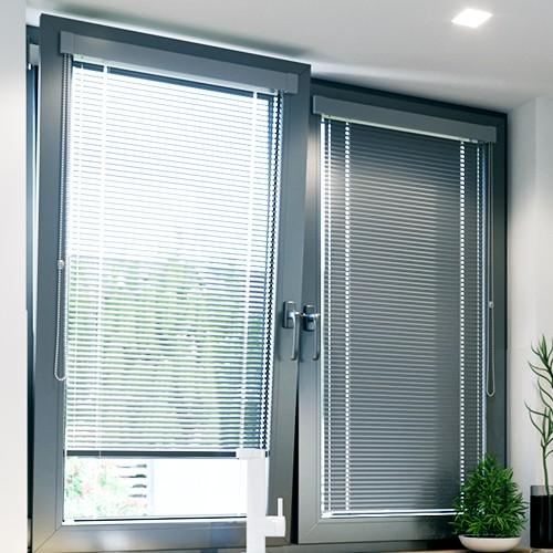 Veneciana de Aluminio 25mm, InLight, A Medida, PREMIUM