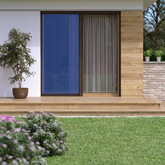 persiana enrollable screen para exterior