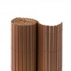 Preestreno: Cañizo de PVC para Jardín, Listón 17mm de Ancho, PREMIUM
