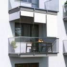 Preestreno: Toldo Vertical para Balcón, Producto Terminado