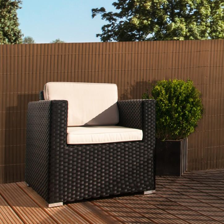 canizo-jardin-pvc-standard-13mm-marron-imagen2