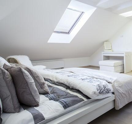 estores para ventanas de techo tejidos