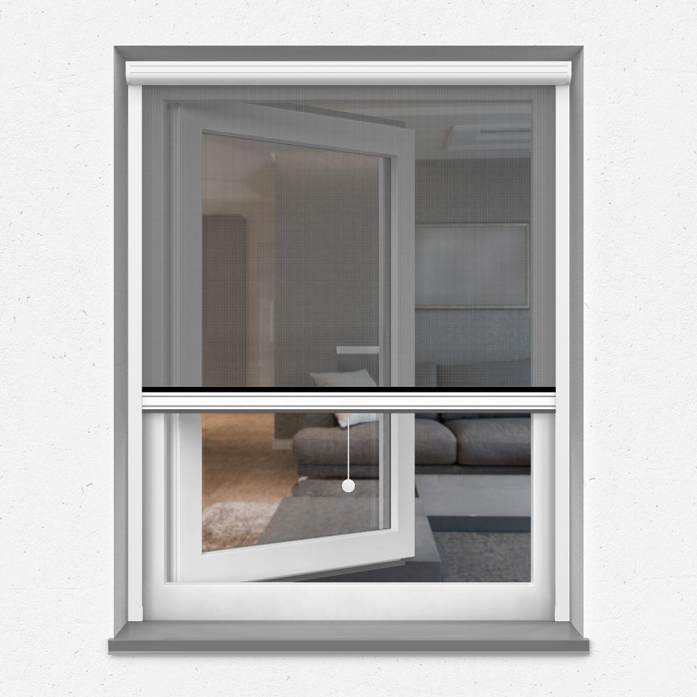 Mosquitera Enrollable Vertical, para Ventanas, A Medida