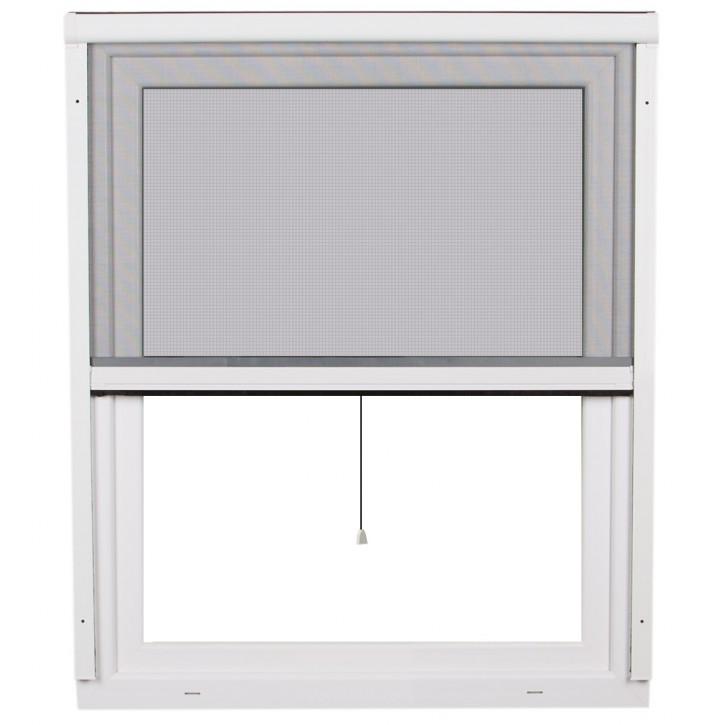 Mosquitera Enrollable Vertical 2 en 1, para Ventanas, Producto Terminado
