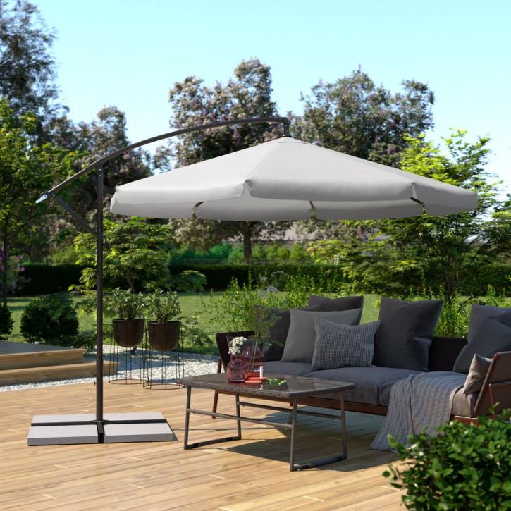 Sombrilla de Jardín, Redonda, 3 m