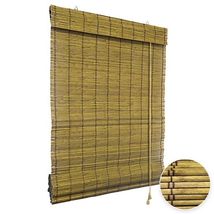 Estor Plegable de Bambú, Producto Terminado