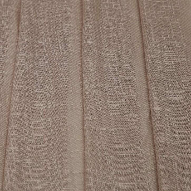Cortina Loneta/Visillo con Ojales, Efecto Visual de Lienzo Gaya
